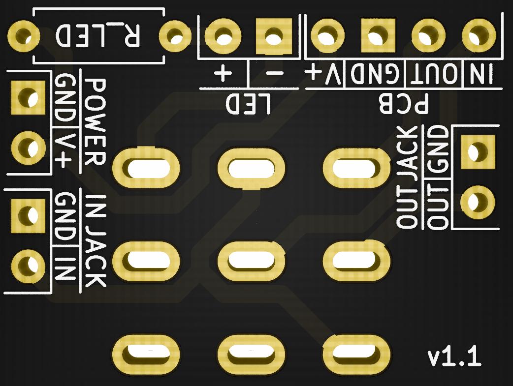 3PDT board render