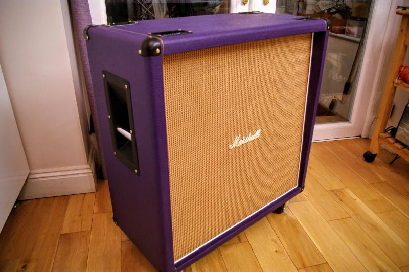 Tolex Marshall Purple Levant 50 5 Wide Amplified Parts