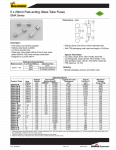 Specification Sheet for 1 A / 250 V