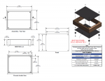 Specification Sheet for Black