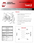 Specification Sheet for 2.5 A