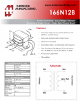 Specification Sheet for 48