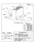 Specification Sheet for 60W | 4.2kΩ | 4/8/16Ω