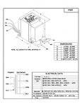 Specification Sheet for 98694 100 W General