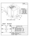 Specification Sheet for 30W | 4kΩ | 8/16Ω | Bobbin
