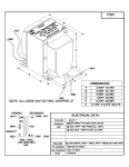 Specification Sheet for 15 W | 6.2kΩ | 8Ω