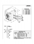 Specification Sheet for Deluxe, Deluxe Reverb - 120 V