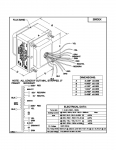 Specification Sheet for Super Reverb, Pro Reverb - 240 V