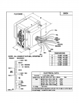 Specification Sheet for Super Reverb, Pro Reverb - 120 V