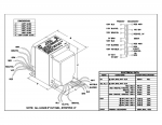 Specification Sheet for 800 V C.T. @ 535 mA
