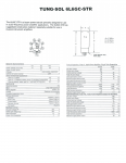 Specification Sheet for Single
