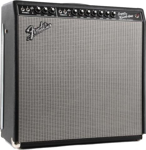 Standard Tube Set for Fender 65 Twin Reverb Reissue