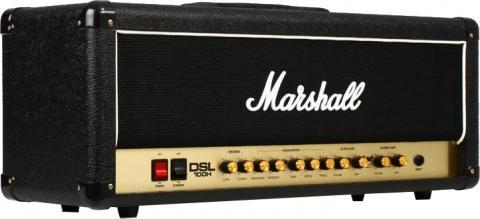 Premium MULLARD Tube Set for Marshall 100W guitar amplifier made in Russia