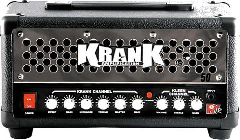 Tubes for the Krank Rev Pro | Amplified Parts