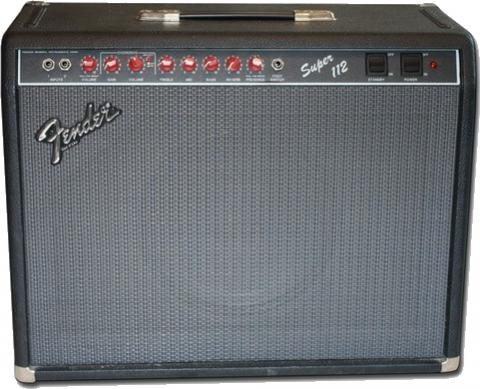 Tubes for the Fender Super 112 1990 | Amplified Parts on