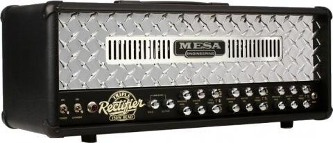 Mesa Boogie Dual Rectifier New PREM JJ ELEC Full Tube Replace Set