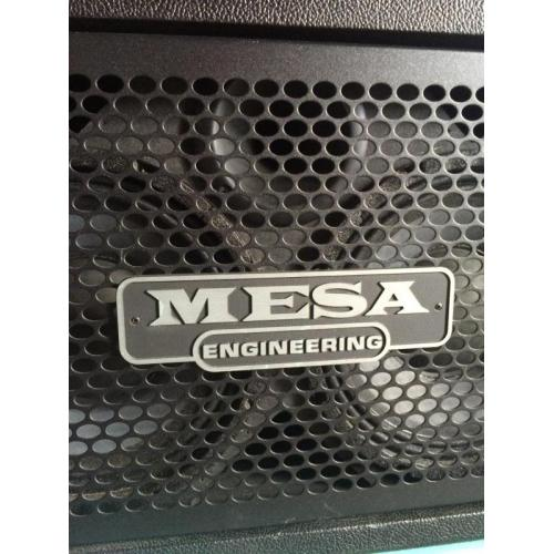 "Customer image:<br/>""Two thumping Deltas in my Mesa cabinet! """