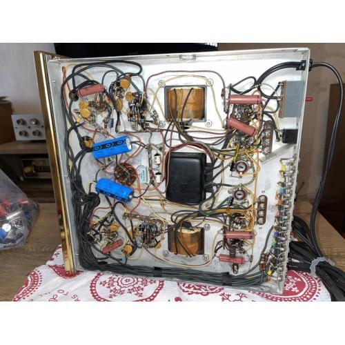 """Customer image:<br/>""""Stromberg Carlson ASR 433 Stereo Tube Amplifier"""""""