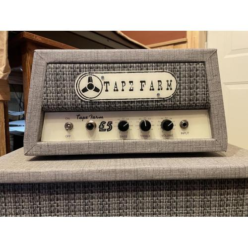 """Customer image:<br/>""""The Tape Farm Fiver.. Replaced the ECC83 with and ECC81 to give it more headroom."""""""