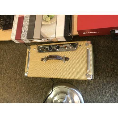 """Customer image:<br/>""""Not the intended use, covers tolex seams"""""""
