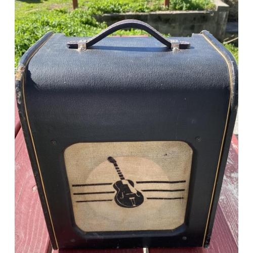 """Customer image:<br/>""""Little Harmony Amp from the Past Back In Action"""""""
