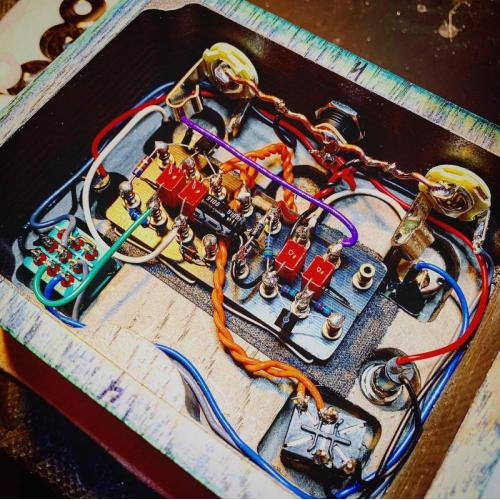 """Customer image:<br/>""""This is the foundation of our Canaglia Overdrive. """""""