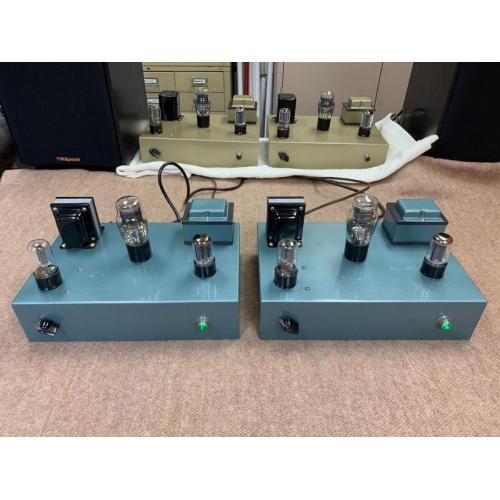 """Customer image:<br/>""""2.5 volt filament transformer used for the 45 tube mono amplifiers. Alan Eaton Amplifiers"""""""