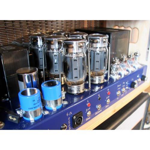 "Customer image:<br/>""Siegmund Big Boy 300 Watt Bass Amp"""