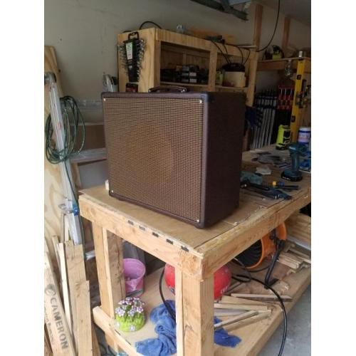"""Customer image:<br/>""""New extension cabinet build"""""""