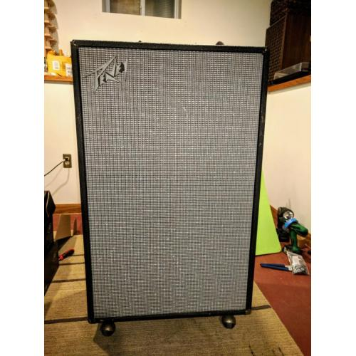 "Customer image:<br/>""70's Peavey 215 -- new grill frame and 1 yard of grill cloth S-GSG1."""