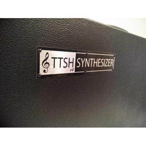 "Customer image:<br/>""TTSH rev 4 Synthesizer - ARP 2600 clone - second production run"""
