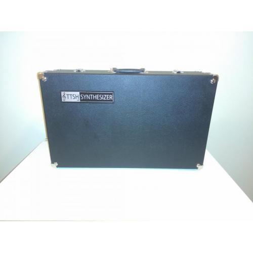 "Customer image:<br/>""TTSH v4 Synthesizer case - ARP 2600 clone"""