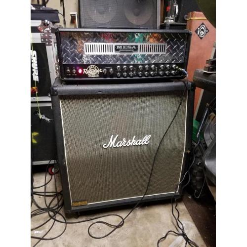"Customer image:<br/>""Marshall jcm800 lead"""