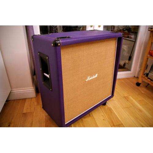 "Customer image:<br/>""Early seventies restored cab using Purple Levant"""