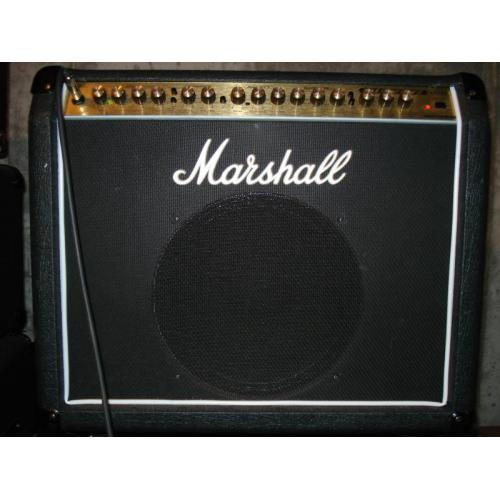 "Customer image:<br/>""Finished , Marshall 1999 VS 100 100 watt combo , replaced the old reverb tank , installed a new long plate tube for bottom end tone, cleaned all the pots , re soldered some of the contacts , and added white Marshall Piping. Thank&amp;#039;s Amplified Parts. """