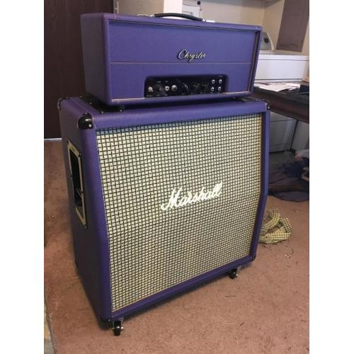 """Customer image:<br/>""""Gold string for Marshall cab recover."""""""