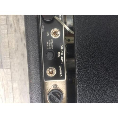"Customer image:<br/>""Fender Princeton Amp 64 New Fuse Holder"""