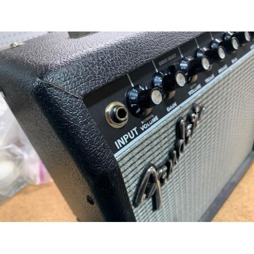 """Customer image:<br/>""""I used this to replace the input jack on my Fender Frontman 15G.  It&amp;#039;s built better than the original."""""""