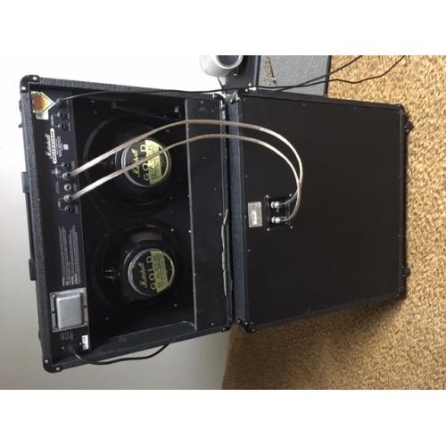 """Customer image:<br/>""""Rear view of my half stack"""""""