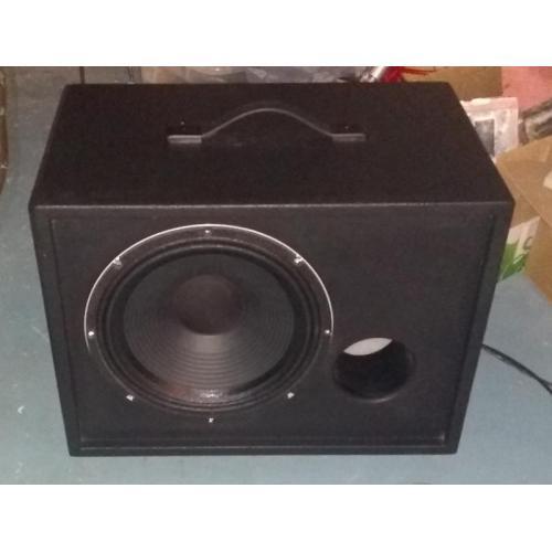 "Customer image:<br/>""Custom built celestion spec cabinet"""