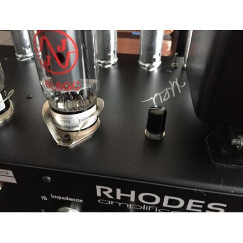 "Customer image:<br/>""Amazing on my KSR (Rhodes) Colossus 100 W"""