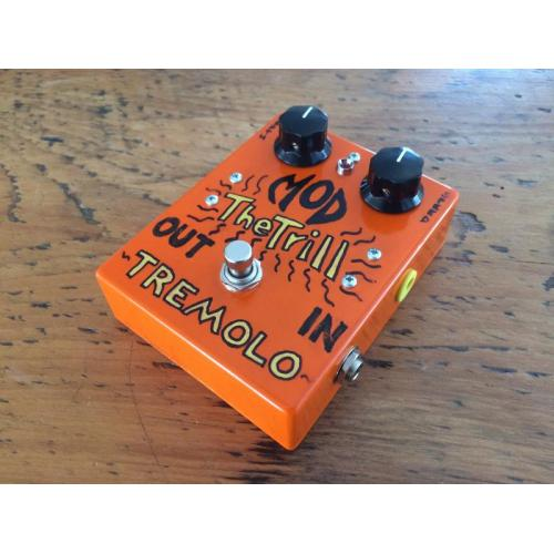 "Customer image:<br/>""Did some mods to my mod pedal"""