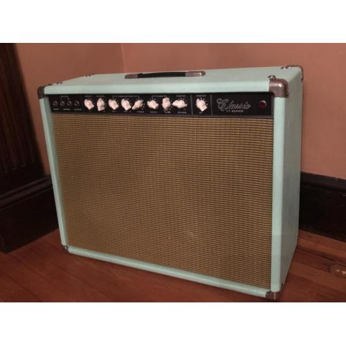 "Customer image:<br/>""Vintage Peavey Classic VT looking good! Surprisingly easy project."""