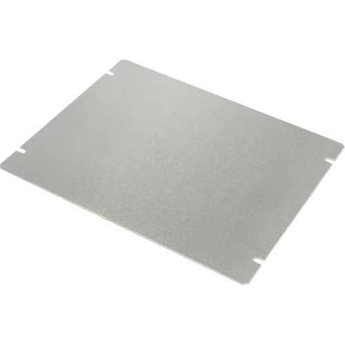 "Cover Plate - Hammond, 20 gauge steel, 9"" x 7"" image 1"
