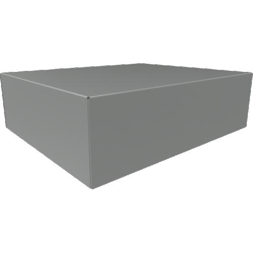 "Chassis Box - Hammond, Steel, 17"" x 14"" x 5"" image 1"
