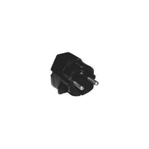Transformer - Hammond, Line European grounded adaptor plug image 1