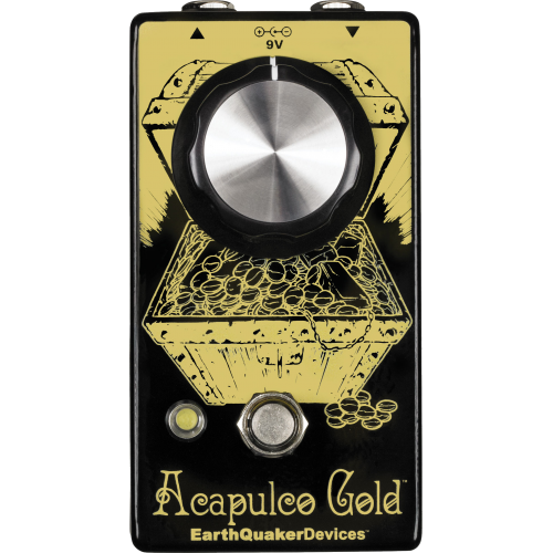 Effects Pedal – EarthQuaker Devices, Acapulco Gold™, Power Amp Distortion image 1