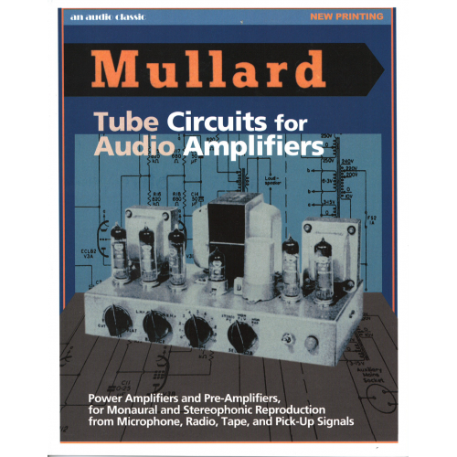 Mullard Tube Circuits for Audio Amplifiers image 1
