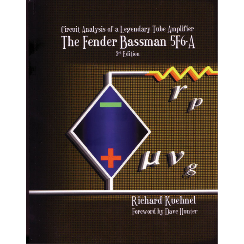 The Fender® Bassman 5F6-A, 3rd Edition image 1