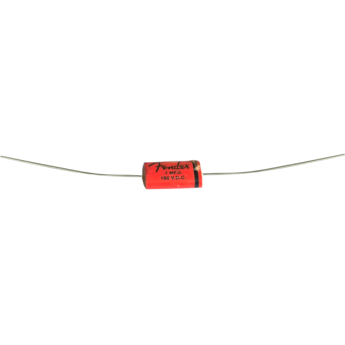 Capacitor - Fender, 150V, Vintage '50s, Mylar & Tin image 2